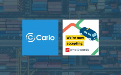 Cario partners with what3words to enable more precise deliveries